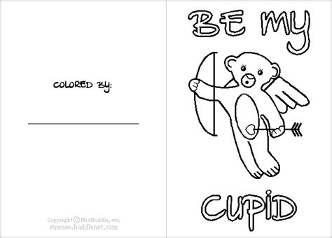 valentines cards for a creative card exchange coloring book for boys and be the of s day books printable coloring cards 171 huddlenet