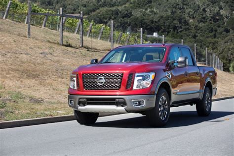 nissan truck titan 2017 2017 nissan titan overview the wheel