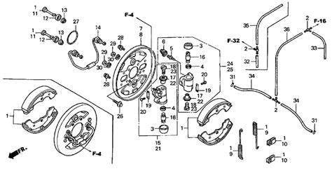 wiring diagram 2002 honda trx350fm universal ignition