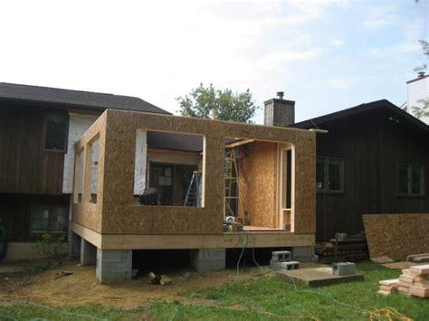 Sunroom Construction Details Album Jones Home Krause