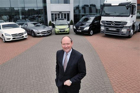 mercedes benz ceo marcus breitschwerdt appointed president and ceo of