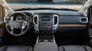 Nissan Titan Interior 2017 Nissan Titan Reviews Price New Automotive Trends