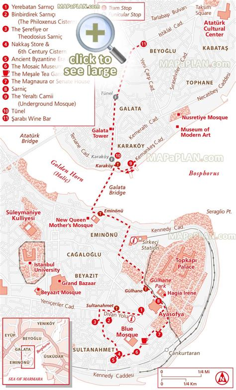printable tourist map of turkey istanbul maps top tourist attractions free printable