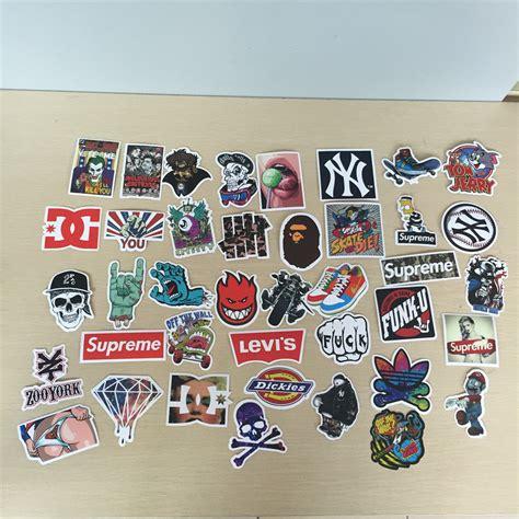 Marken Aufkleber Kaufen by Kaufen Gro 223 Handel Skate Marken Aufkleber Aus China
