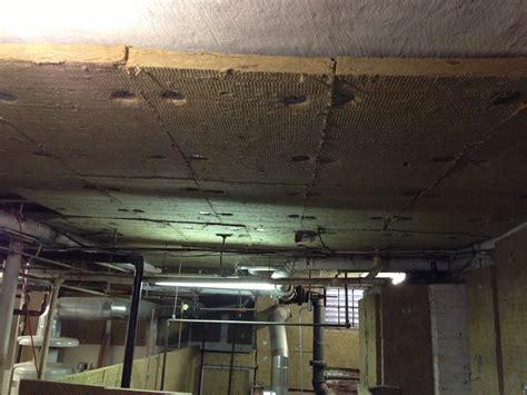 Condo Soundproofing Ceiling by Noisy Boiler Room Door Soundproofing For Condominium