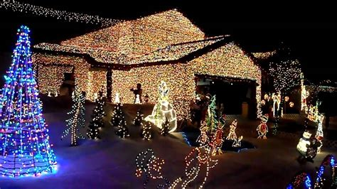 christmas lights in murrieta 12 houses set to music