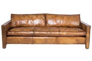 sofa comfy leder braun
