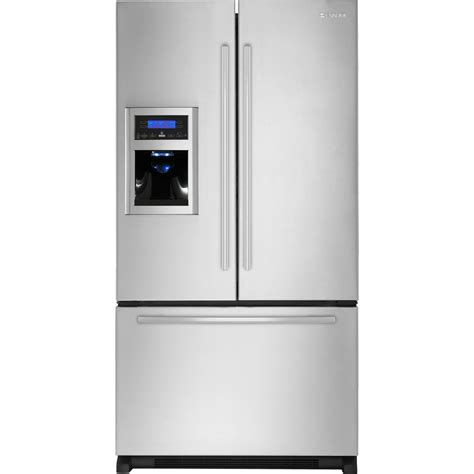 cabinet depth french door refrigerator reviews jfi2089wes jenn air 20 counter depth french door