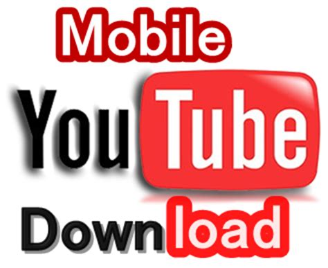 download youtube for mobile how to download youtube video on java mobile anriod ipod
