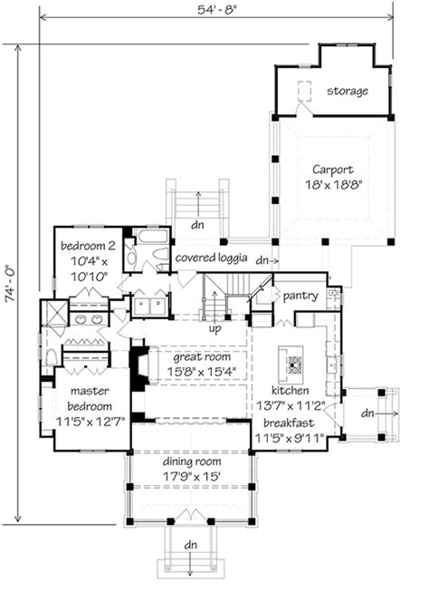 southern living floor plans farmdale cottage southern living house plans