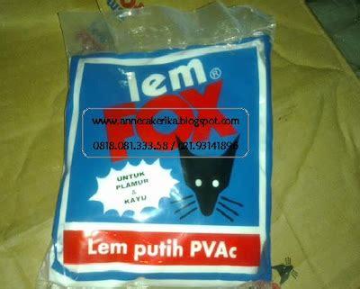 Lem Putih Rajawali 600 Gram annecakerika s shop tokobagus majuterus lem putih fox pvac kantong biru 350 gram