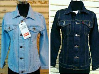 Harga Baju Kaos Levis Original jaket levis cewek sepertiga
