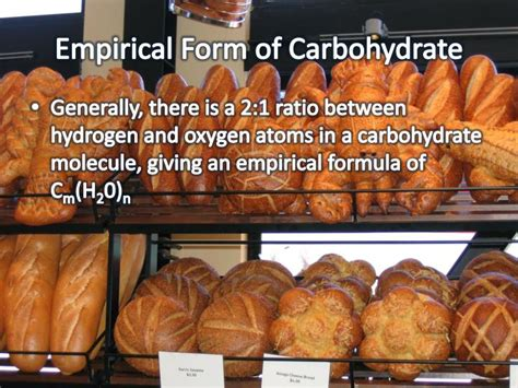 carbohydrates generally a molecular formula ppt carbohydrates powerpoint presentation id 2078128