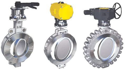 Butterfly Valve Hp 111 opened and closed mechanism of butterfly valves and its