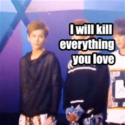 Tshirt Kriss Bdc exo s reaction when you mess up their favorite 12