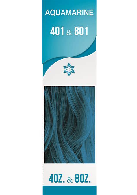 aquamarine hair color arctic fox aquamarine hair dye dolls kill