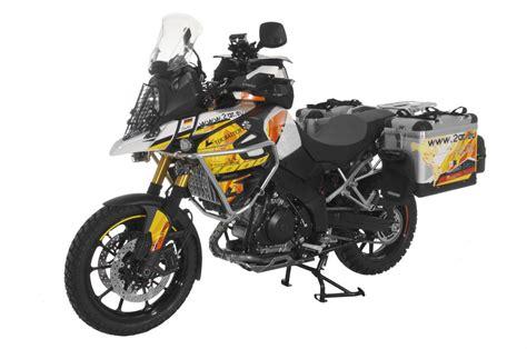 Günstige Gebrauchte Motorräder Mit Abs by Abentuerreise Mit Der Suzuki V Strom 1000 Motorrad Fotos