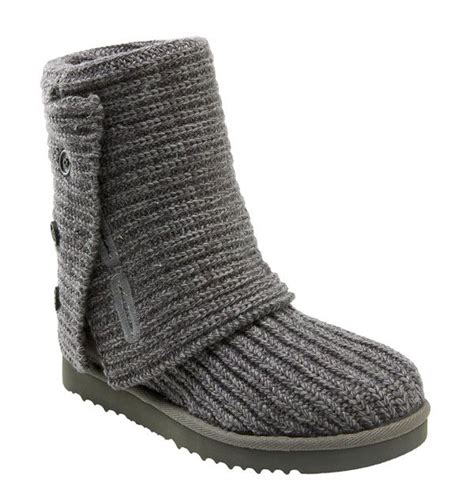 Ugg Australia Cardy Classic Knit Boot Women | ugg 174 australia cardy classic knit boot my style