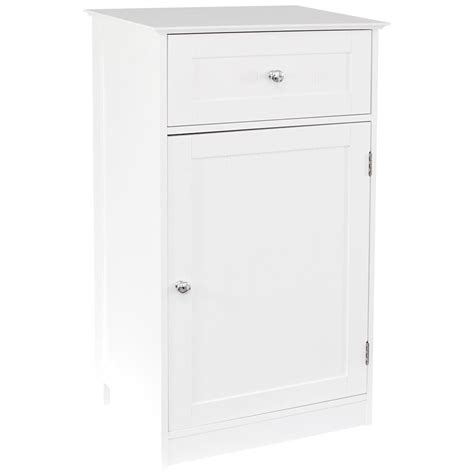Bathroom Storage Units Free Standing Priano Bathroom Cabinet Door Drawer Wall Mounted Storage Free Standing Units