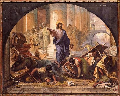 jesus cleanses the temple the fountain of life church cleansing the temple