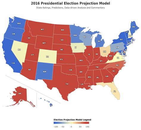 map us election 2016 2016 presidential election map s pundit daily