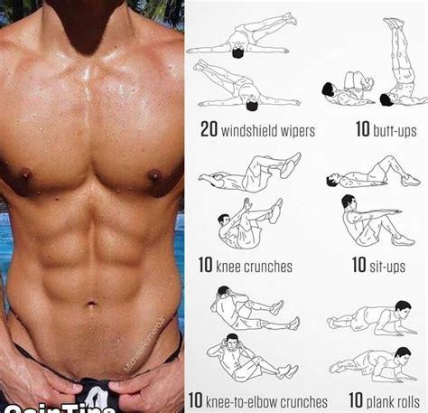 abdominales en casa para hombres mejores 842 im 225 genes de fitness en pinterest motivaci 243 n