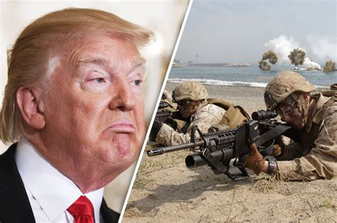 donald trump ww3 trump syria president to send in 150 000 ground troops