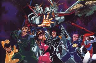 mobile fighter g gundam ekibyougami