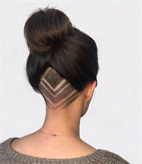 pattern undercut undercut patterns for women