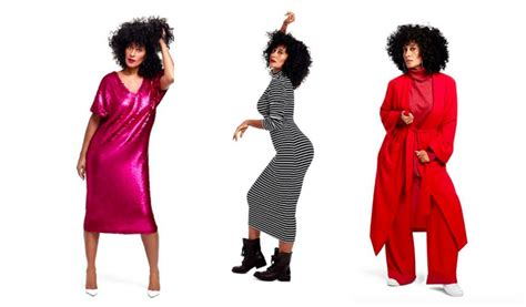 tracee ellis ross line blackish star tracee ellis ross new clothing line