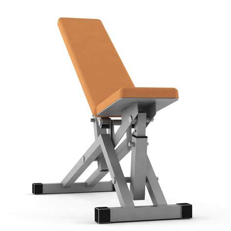 athletic benches athletic bench 3d model max obj fbx mtl mat cgtrader com