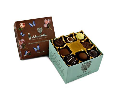 Handmade Chocolate Uk - the renaissance collection 200g