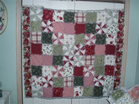 Raggedy Quilt Pattern by Rag Quilt Rag Quilt Patterns