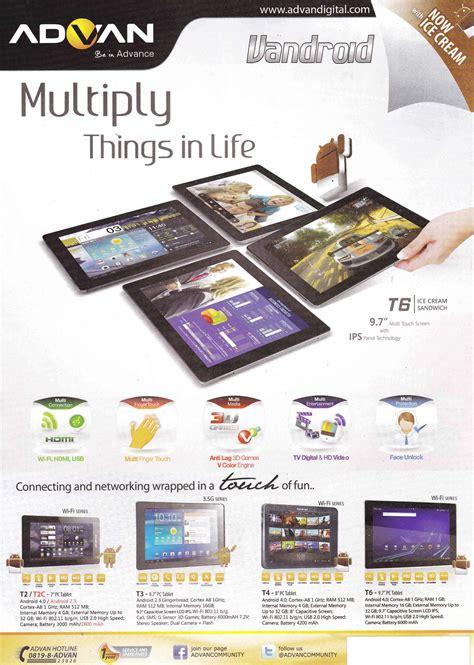 Tablet Advan Note daftar lengkap promo menarik festival komputer indonesia fki 2012 part 1 jagat review