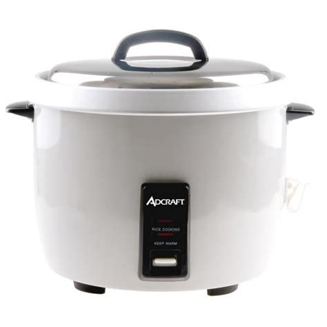 Rice Cooker Restoran adcraft rc e30 30 cup electric commercial rice cooker ebay