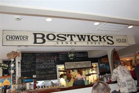 bostwicks chowder house bostwick s picture of bostwick s chowder house east hton tripadvisor