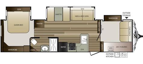 Cougar 5th Wheel Floor Plans 2016 keystone cougar xlite 32fbs travel trailer tulsa ok