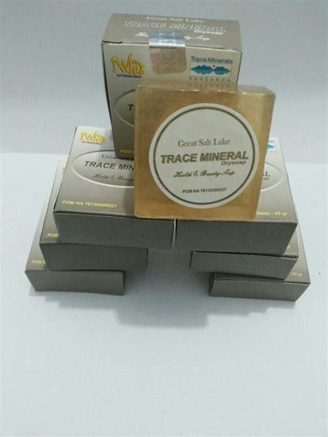 Custom Bahan Kulit Coklat Ring Gold ready orysoap trace mineral adalah sabun kesehatan dan kecantikan kulit berbahan herbal asli
