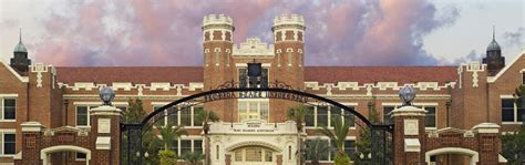 Fsu Admissions Office college of