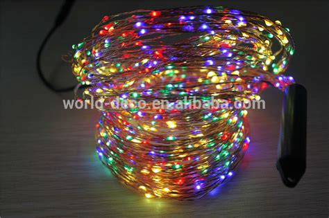 tiny led lights on copper wire micro mini led christmas lights waterproof mini led