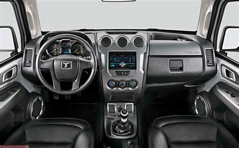 ford troller interior 2015 ford troller interior new car and price