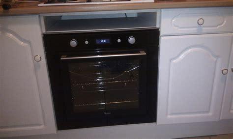 poign馥 pour meuble cuisine meuble de cuisine pour four encastrable id 233 es de