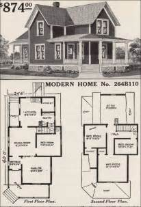 sears catalog homes floor plans my model railroad scratch building a 1916 sears catalog home