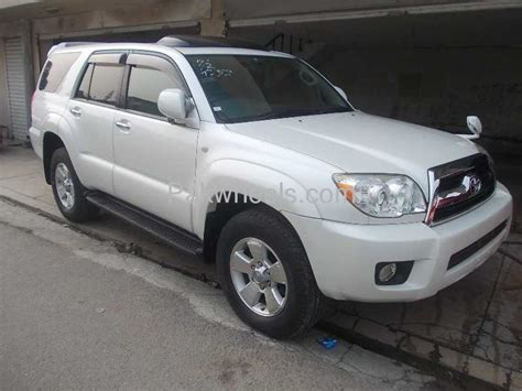 Toyota 2007 For Sale Used Toyota Hilux Surf Ssr G 2007 Car For Sale In Lahore