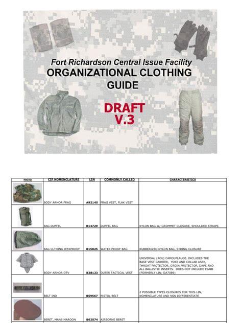 army cif picture book ocie picture guide 3