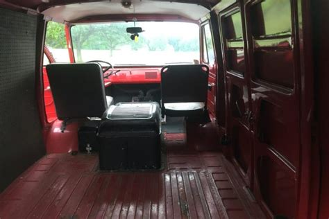 old car repair manuals 2005 ford e250 interior lighting retired workhorse well preserved 1962 ford econoline