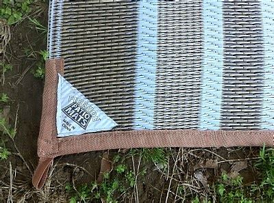 awning mat product review awning mat by fireside patio mats learn to rv