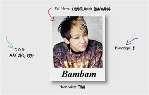 got7 biodata profil dan biografi got7 profil bintang korea