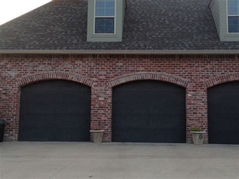 Garage Arch by 17 Best Images About Brick Walls On