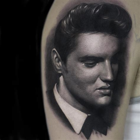 elvis tattoos tattoo collections
